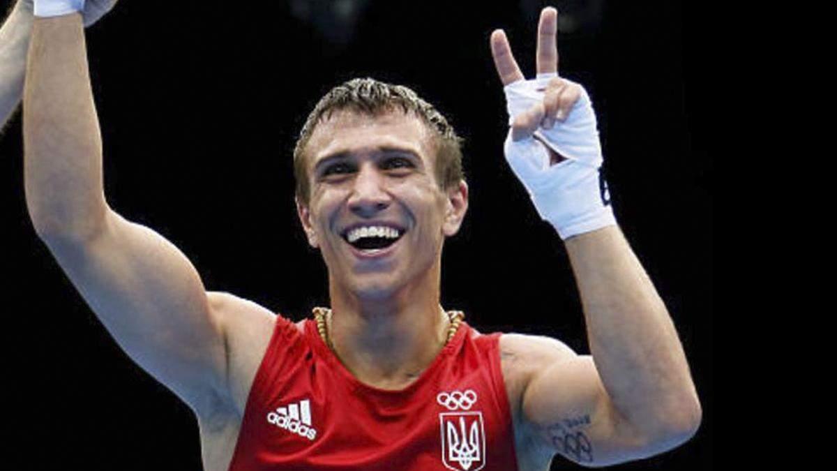 8 лет как Ломаченко во второй раз стал олимпийским чемпионом: видео