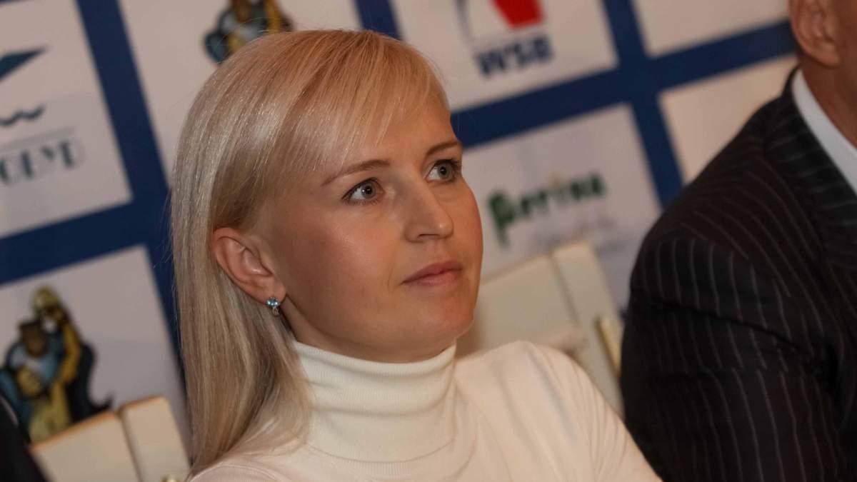 Аліна Шатернікова