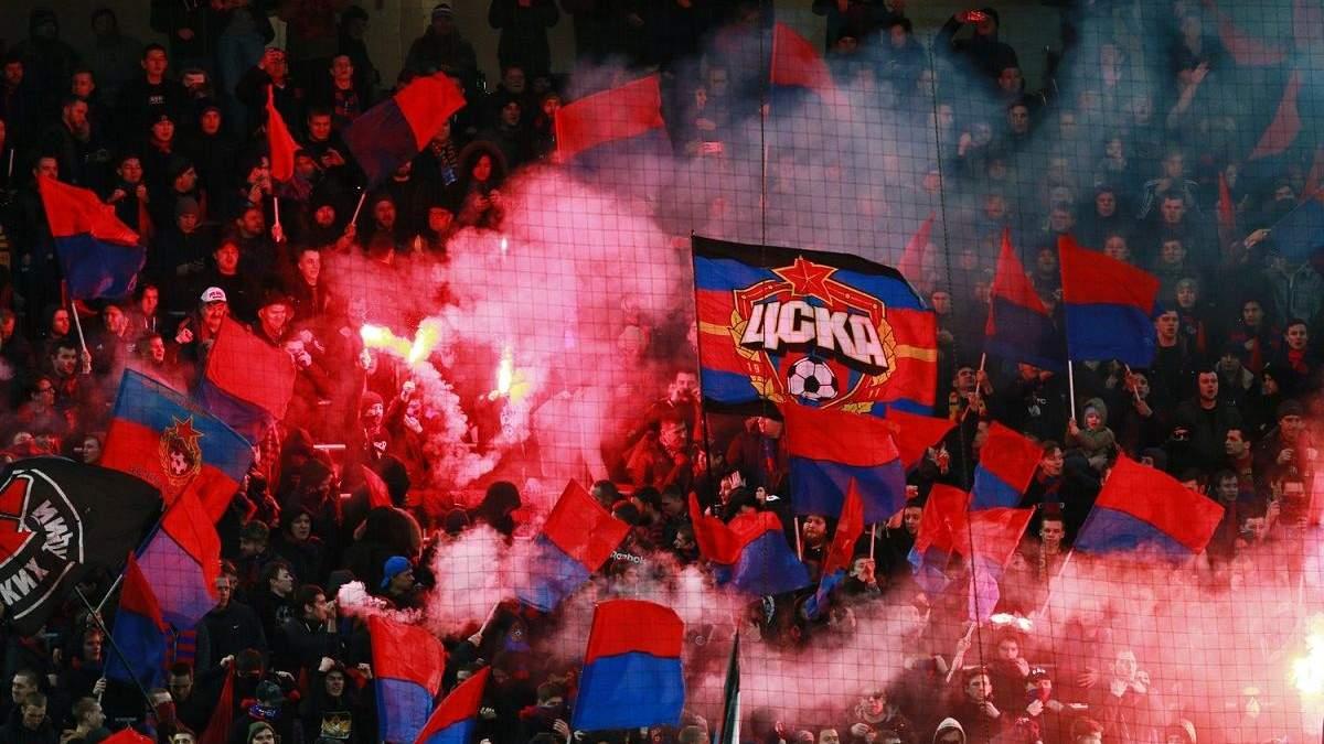 Фанаты клуба поддержали протестующих в Беларуси
