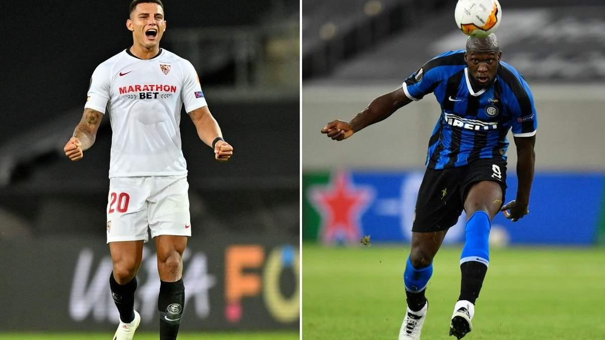 Севилья – Интер: анонс на финал Лиги Европы 21 августа 2020