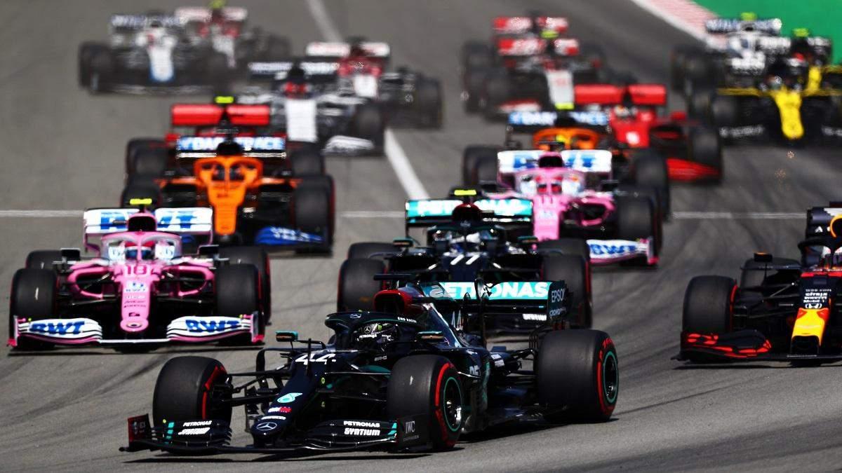 Все команды подписали новые контракты с Формулой-1