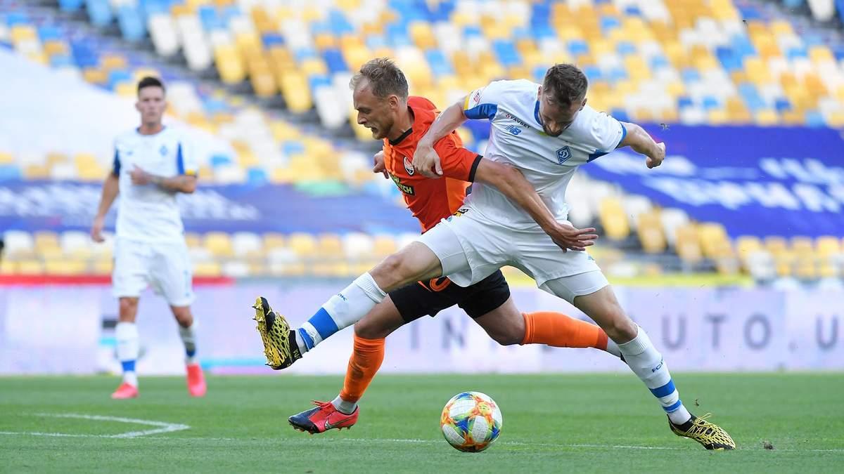 Шахтар – Динамо Київ – онлайн трансляція матчу за Суперкубок України