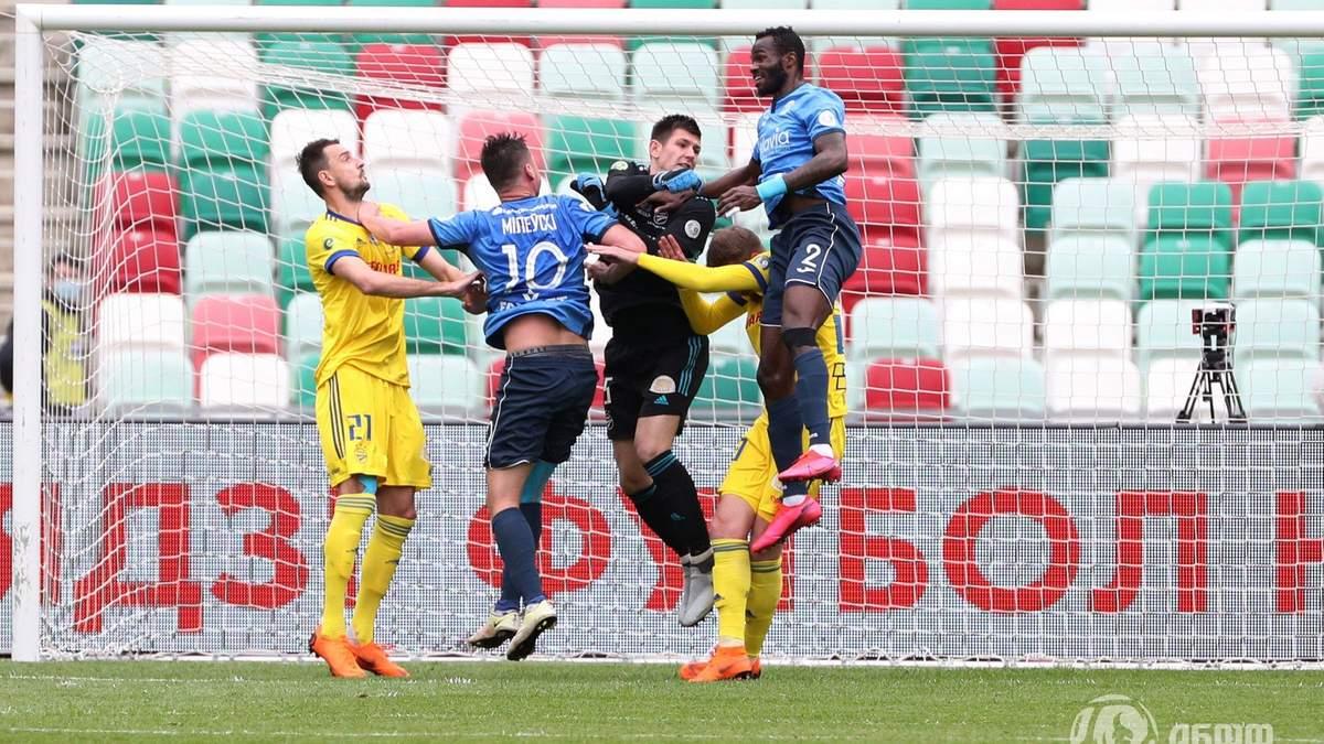 Матчи в Беларуси состоятся без зрителей