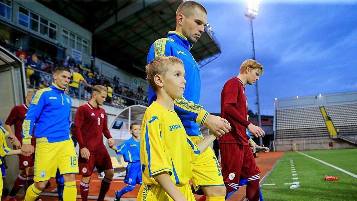 Михайличенко получил вызов в сборную Украины