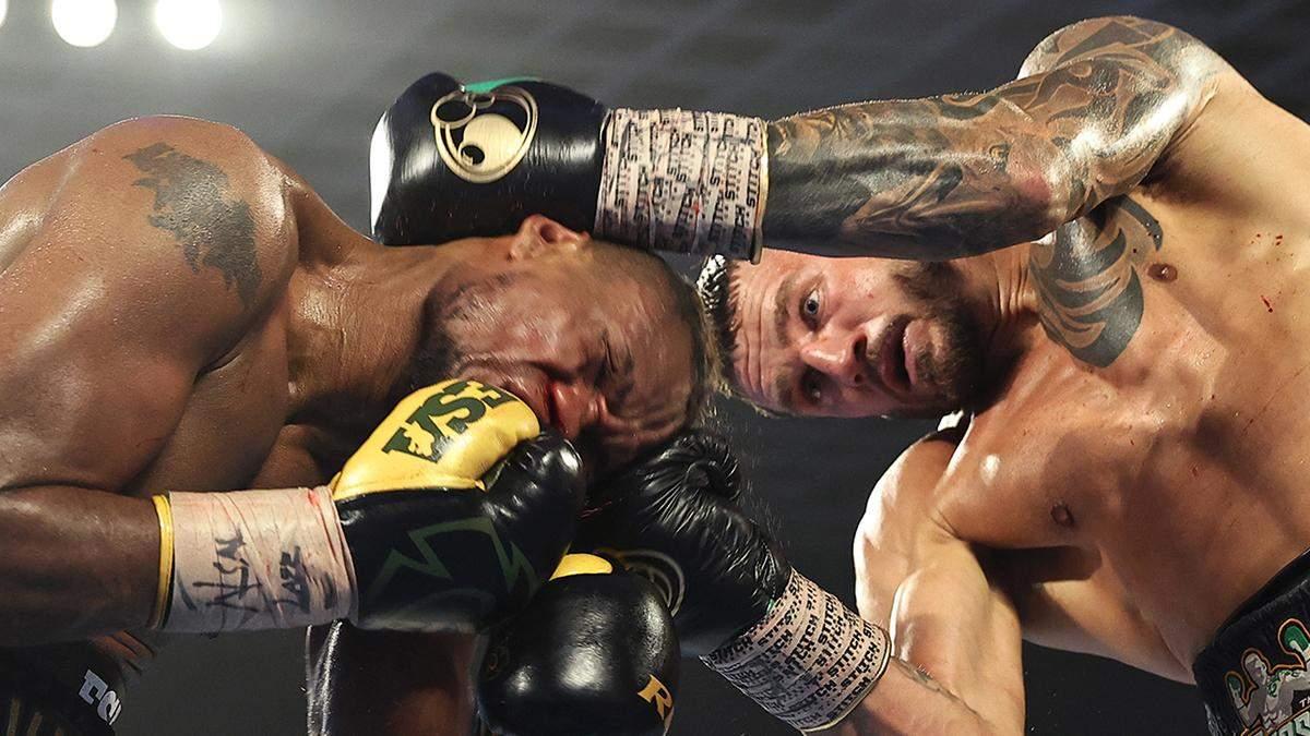 Джо Смит феерически нокаутировал экс-чемпиона мира Альвареса