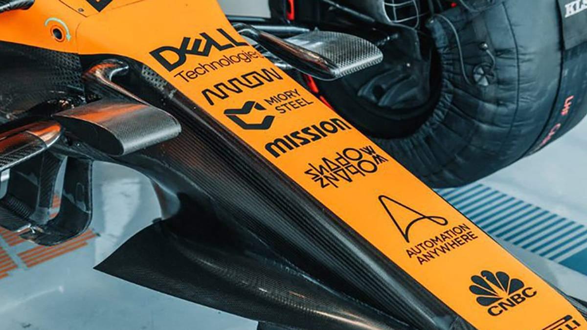 Белорусский завод стал спонсором команды Формулы-1 McLaren