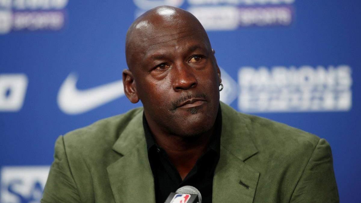 Майкл Джордан спас сезона в НБА