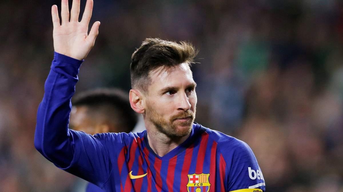 """""""Барселона"""" согласилась продать Месси в """"Манчестер Сити"""" – СМИ"""