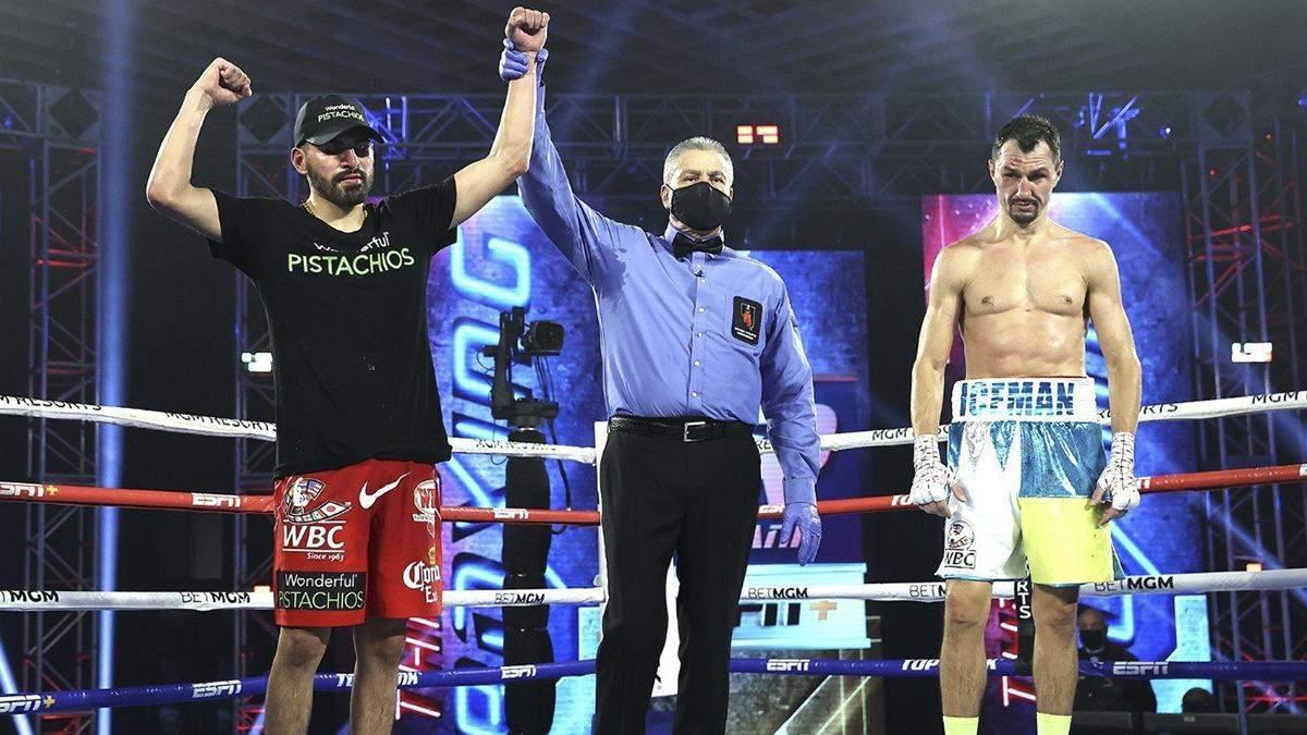 Стал известен гонорар Постола за чемпионский бой с Рамиресом