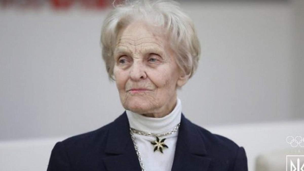 Умерла Нина Бочарова