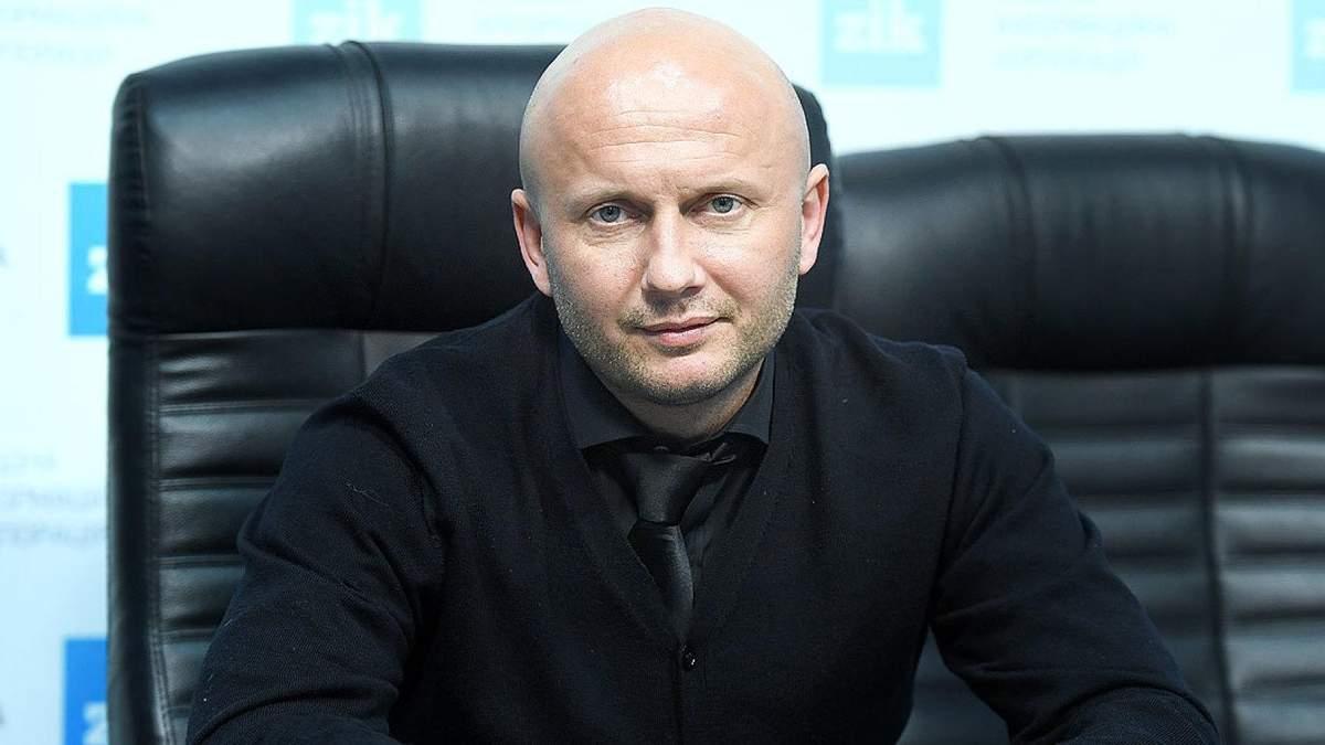 Олег Смалійчук захворів на COVID-19