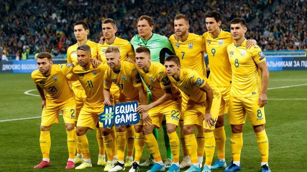 Украина – Швейцария: онлайн-трансляция матча 03.09.2020
