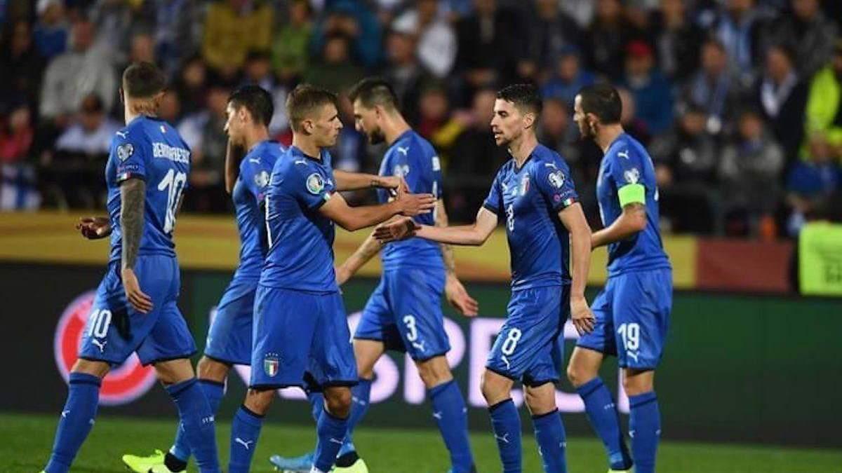 Нідерланди – Італія – де дивитися онлайн матч 07.09.2020