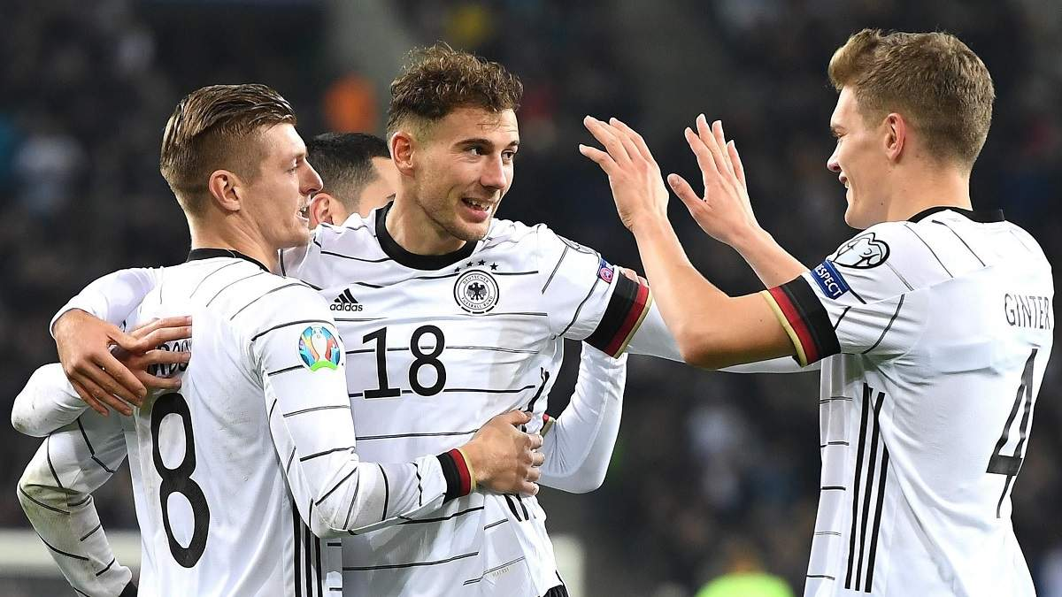 Німеччина – Іспанія – де дивитися онлайн матч 03.09.2020