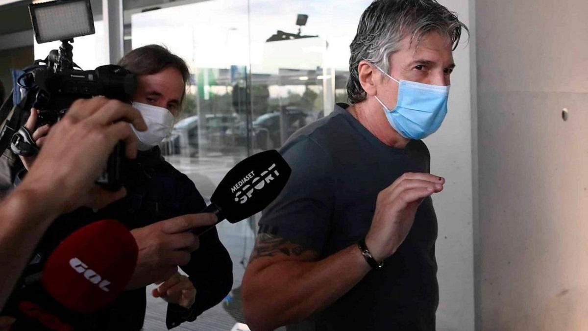 """Батько Мессі провів перемовини з керівництвом """"Барселони"""""""