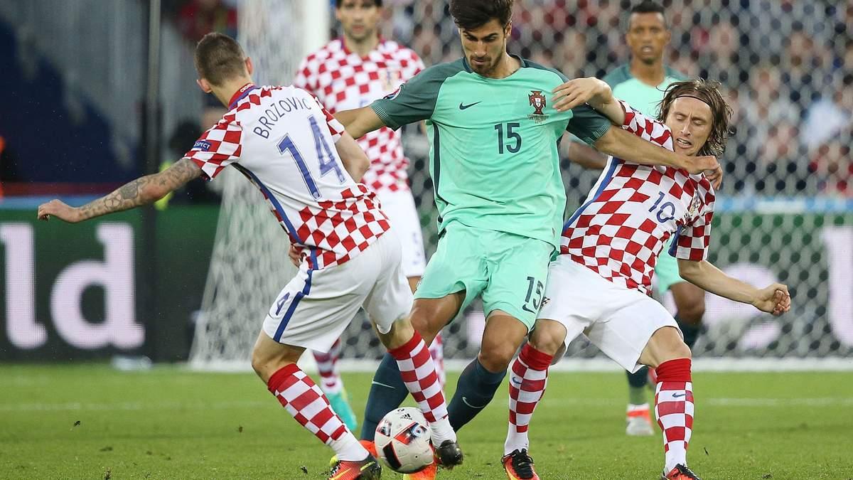 Португалия – Хорватия: обзор, счет и видео голов матча Лиги наций