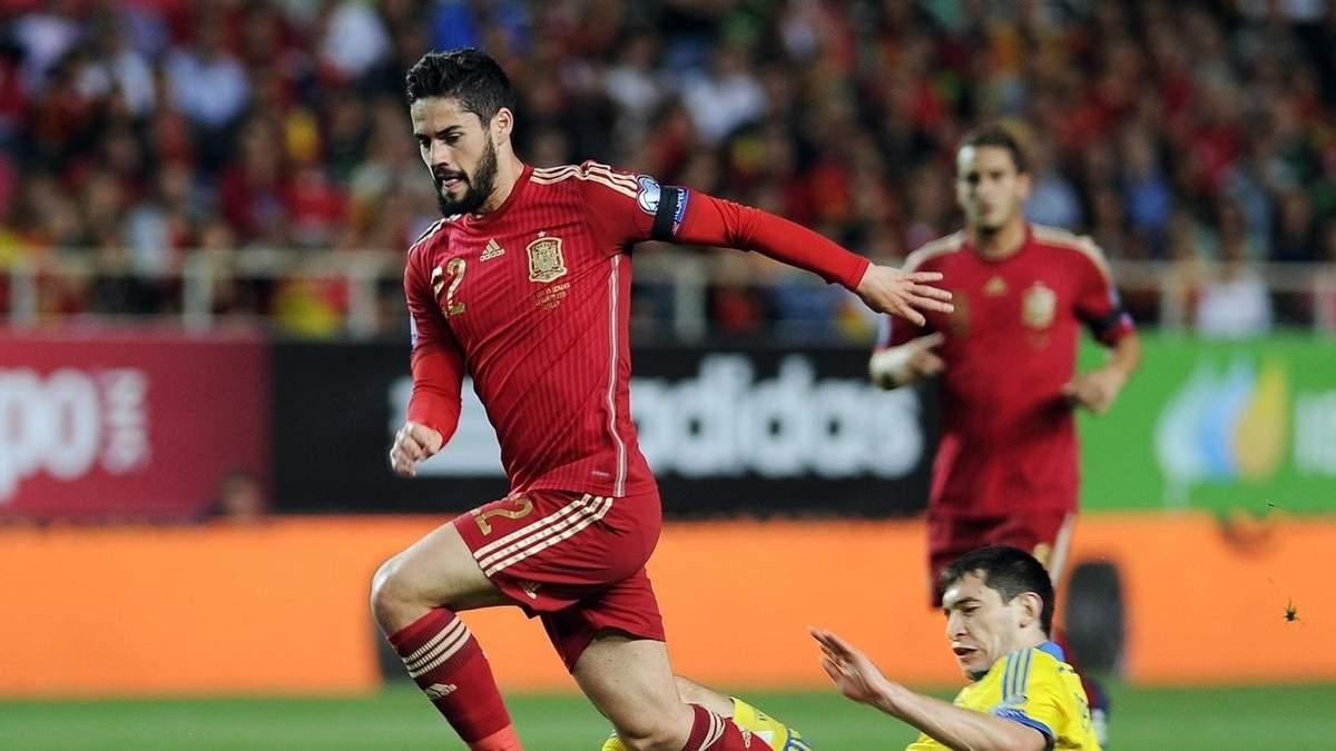 Испания – Украина – где смотреть онлайн матч 06.09.2020