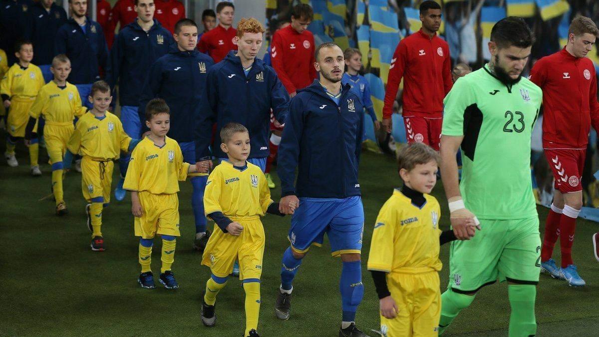 Данія U-21 – Україна U-21: огляд і відео голів матчу відбору Євро