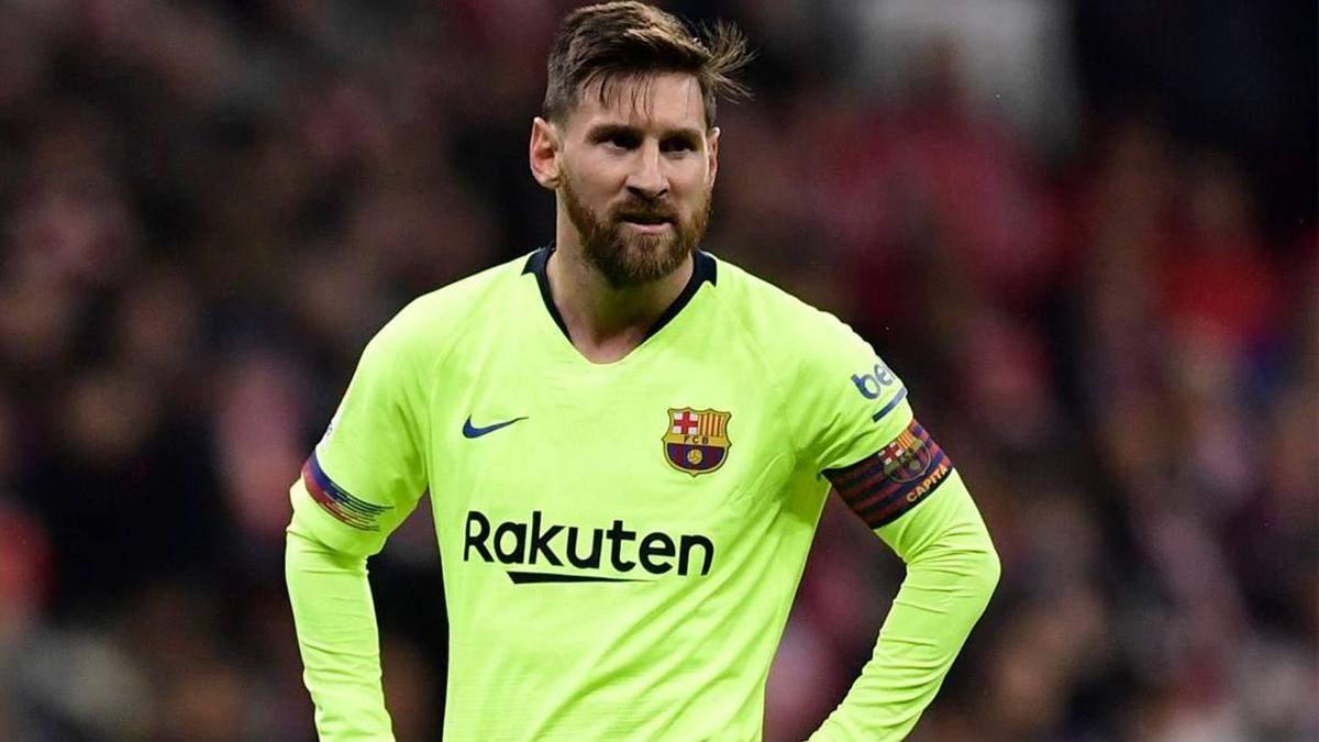 Лионель Месси решил остаться в Барселоне