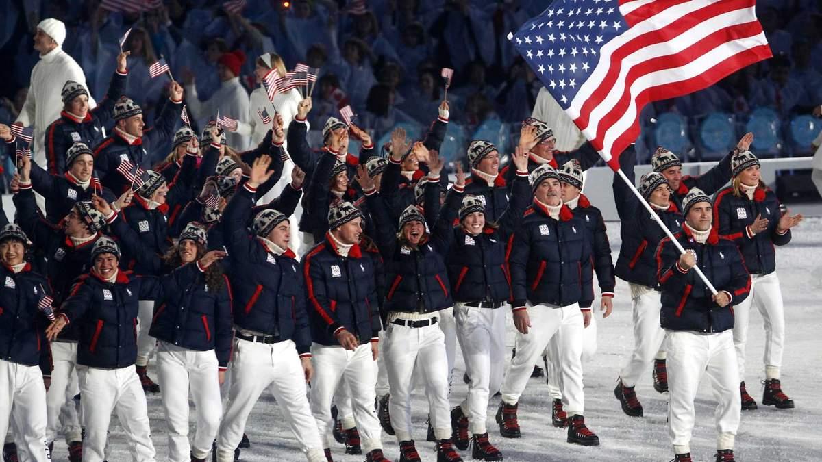 Американців можуть відсторонити від Олімпіади
