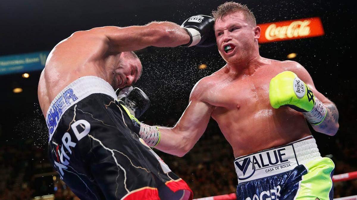 Сауль Альварес найкращі моменти боксера – відео