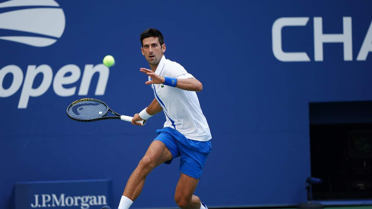 Новак Джокович дисквалифицирован на US Open – причина