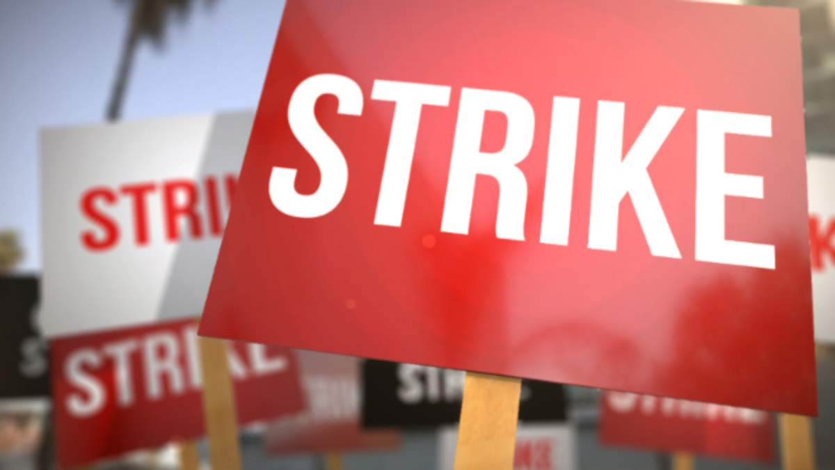 Студенты объявили забастовку
