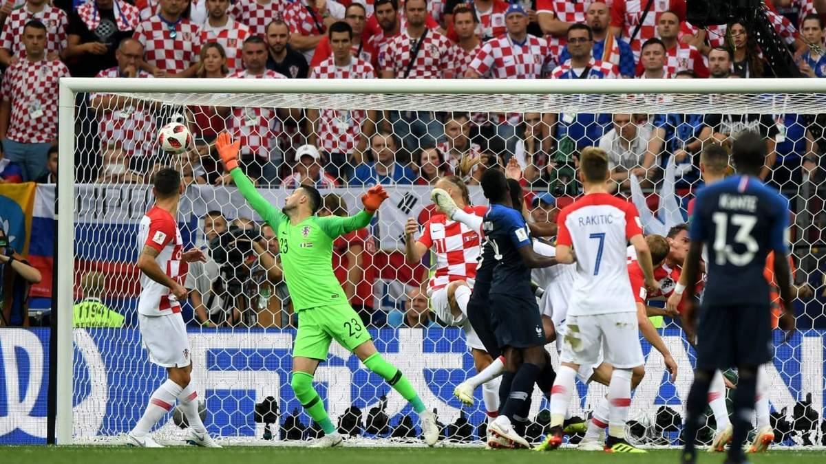 Франция – Хорватия: обзор, счет и видео голов матча Лиги наций