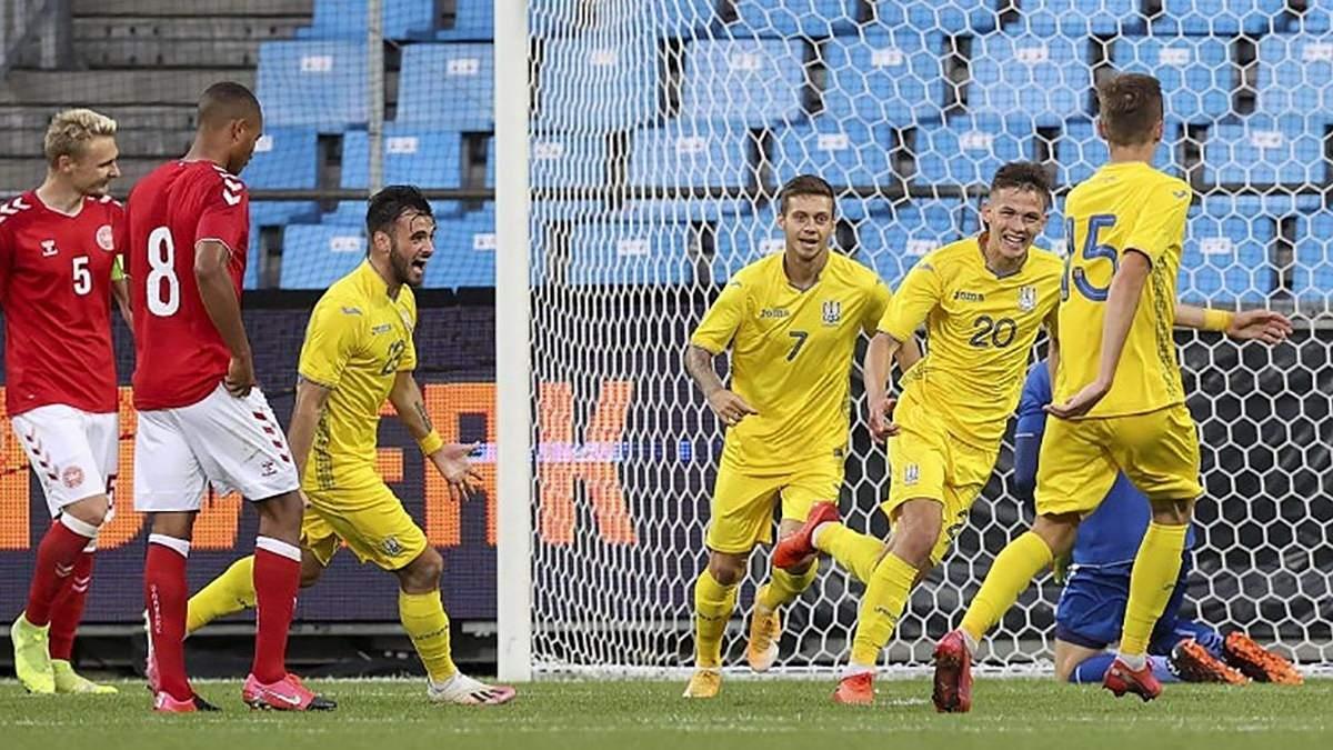 Финляндия – Украина U-21: обзор, счет и видео голов матча