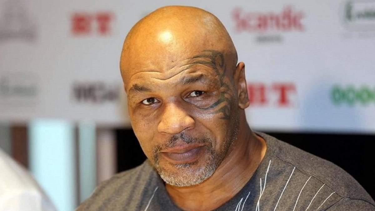 Майк Тайсон назвав улюблених боксерів