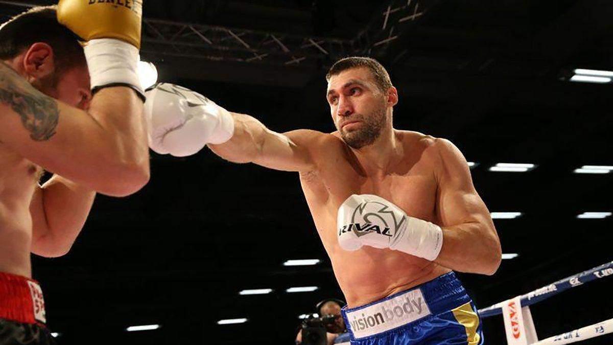 Виктор Выхрист возвращается на ринг – соперник, дата боя