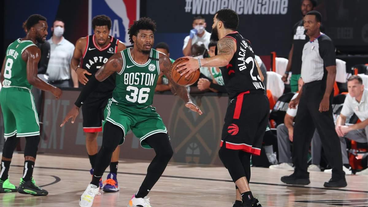 """Гравці """"Бостона"""" і """"Торонто"""" ледь не побилися"""