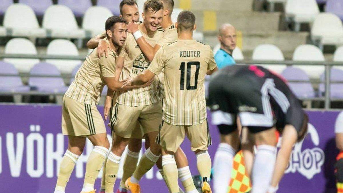 Нымме Калью – Мура: обзор, счет и видео голов матча Лиги Европы