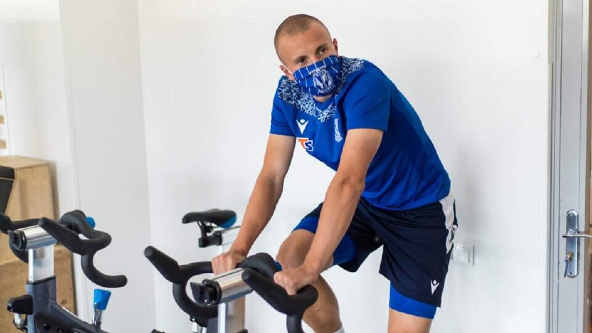 Відомий український футболіст Кравець продовжить кар'єру в Польщі