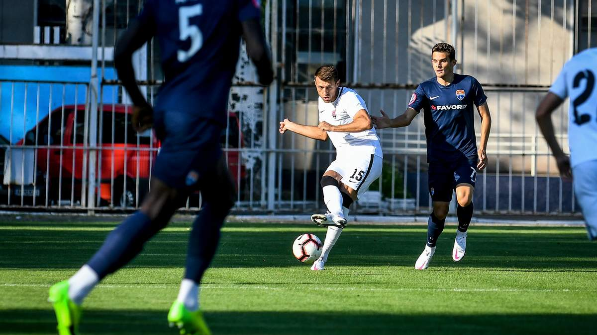 Заря - Мариуполь: онлайн-трансляция матча 13.09.2020