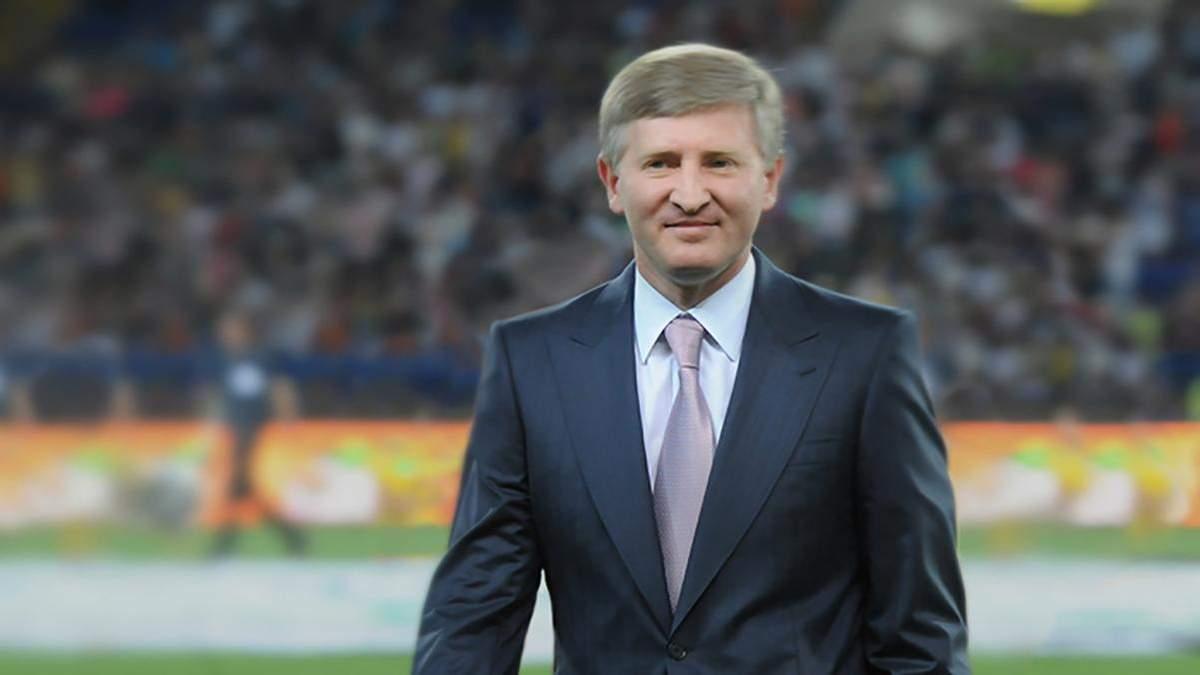 Ринат Ахметов является самым богатым украинцем