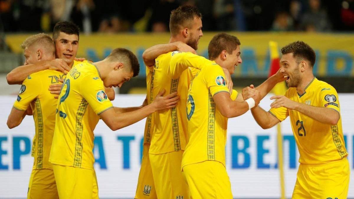 Франция – Украина – дата, где пройдет товарищеский матч