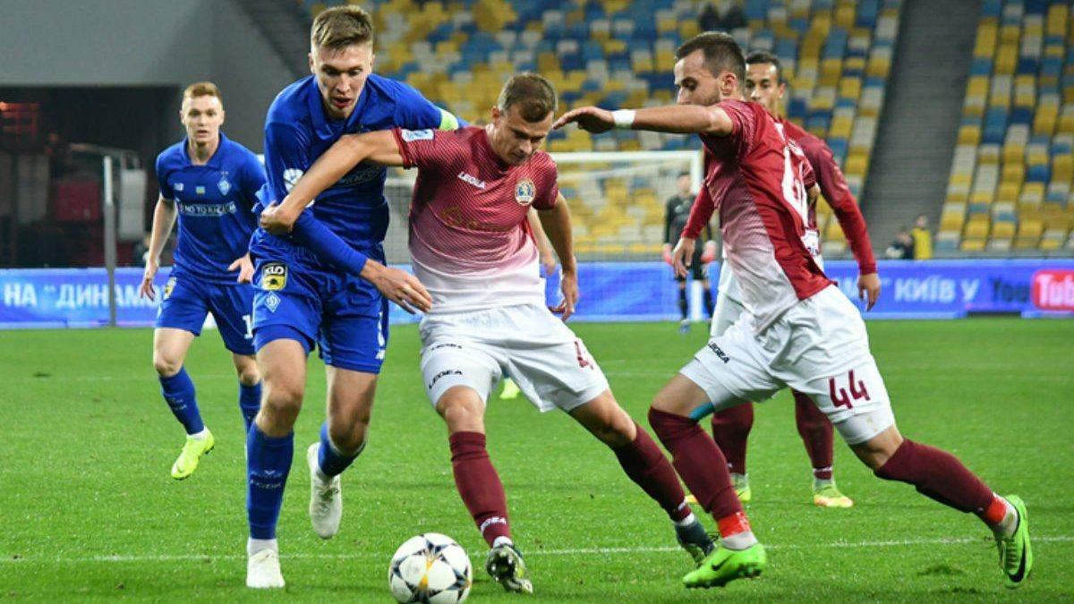Динамо Киев – Львов: где смотреть онлайн матч 17.09.2020 – УПЛ
