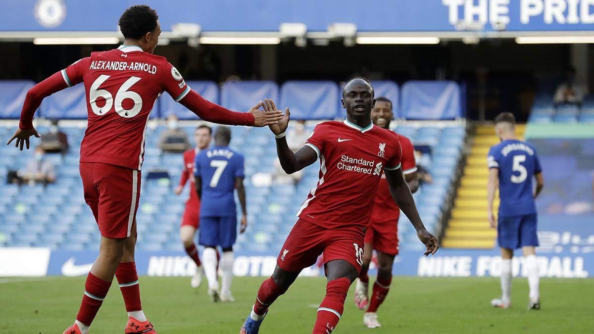Челси – Ливерпуль: обзор, счет и видео матча 20.09.2020 – АПЛ
