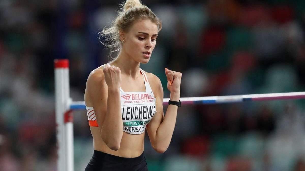 Левченко стала победительницей соревнований