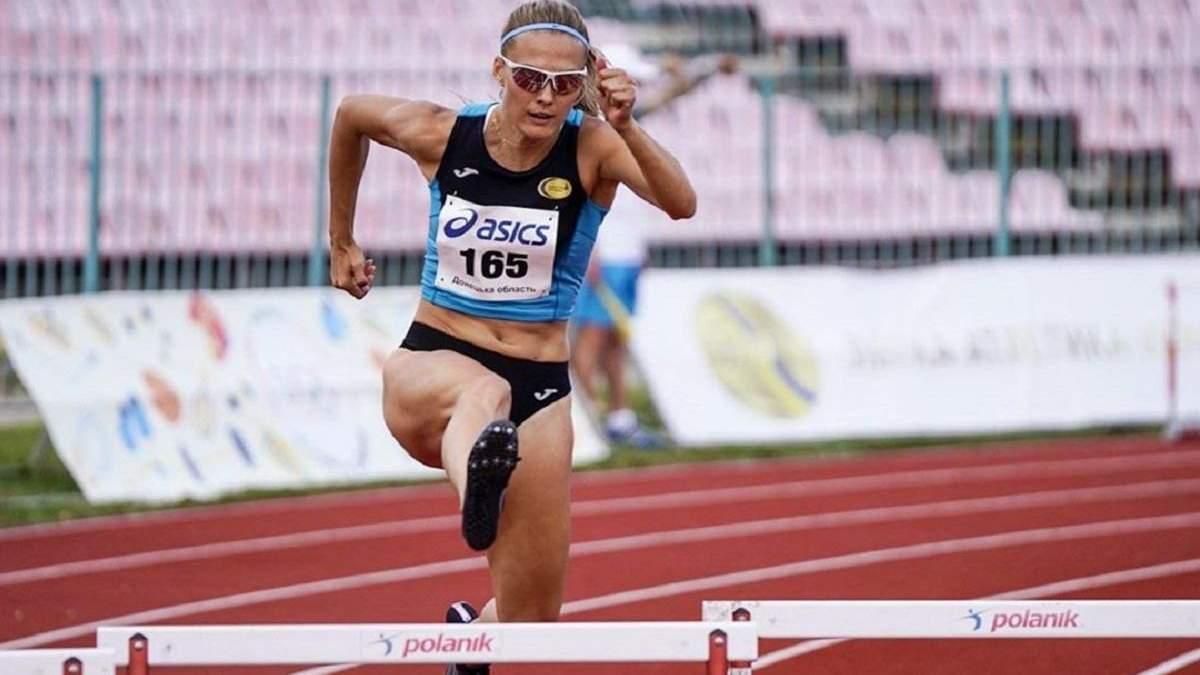 Вікторія Ткачук підійнялась на третє сходинку п'єдесталу