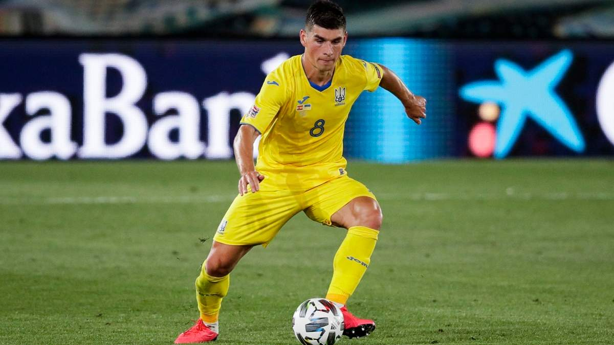 Малиновский вошел в топ-10 лучших исполнителей штрафных ударов в FIFA 21