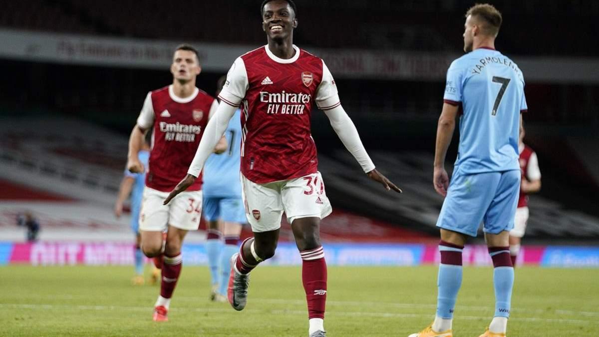 Арсенал – Вест Хэм: обзор, счет и видео матча 19.09.2020