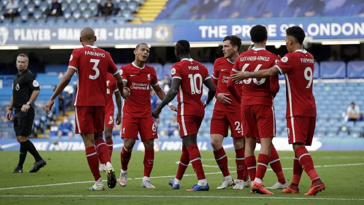 Ліверпуль – Арсенал: прогноз і ставки на матч 28.09.2020