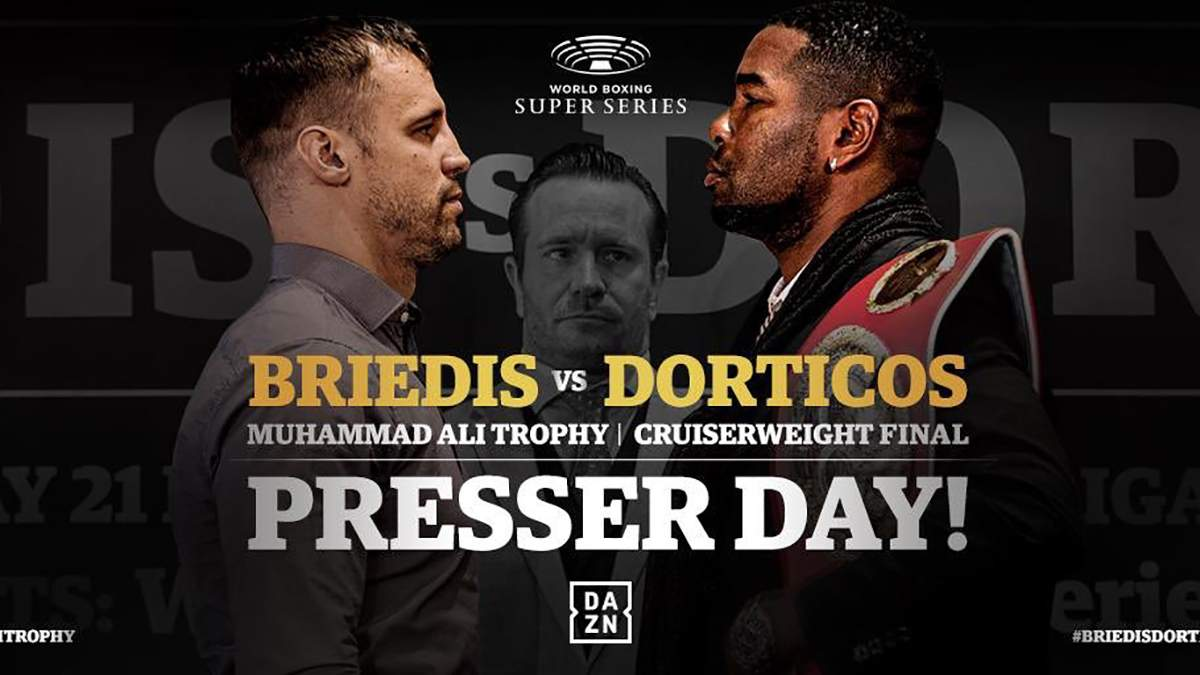 Брієдіс – Дортікос: де дивитися онлайн бій 26.09.2020 – WBSS