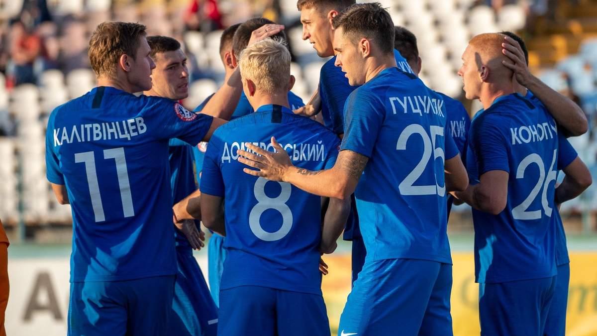 Вольфсбург – Десна: где смотреть онлайн матч 24.09.2020