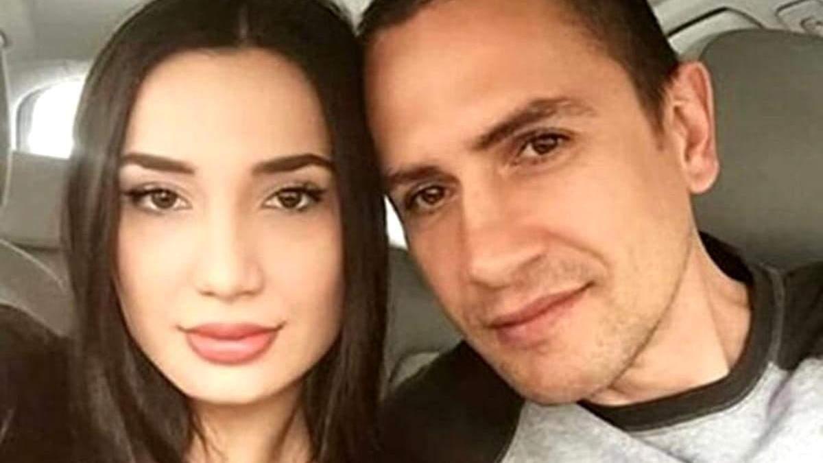 Эмре Ашик с женой Ягмур