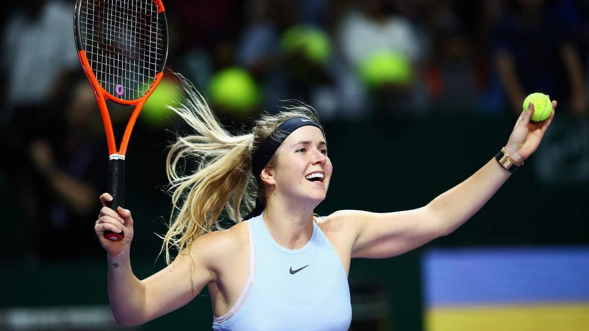 Еліна Світоліна виграла турнір WTA у Страсбурзі 2020
