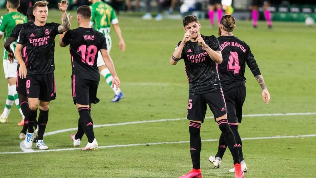 Бетіс – Реал: відео голів, рахунок і огляд матчу 26.09.2020