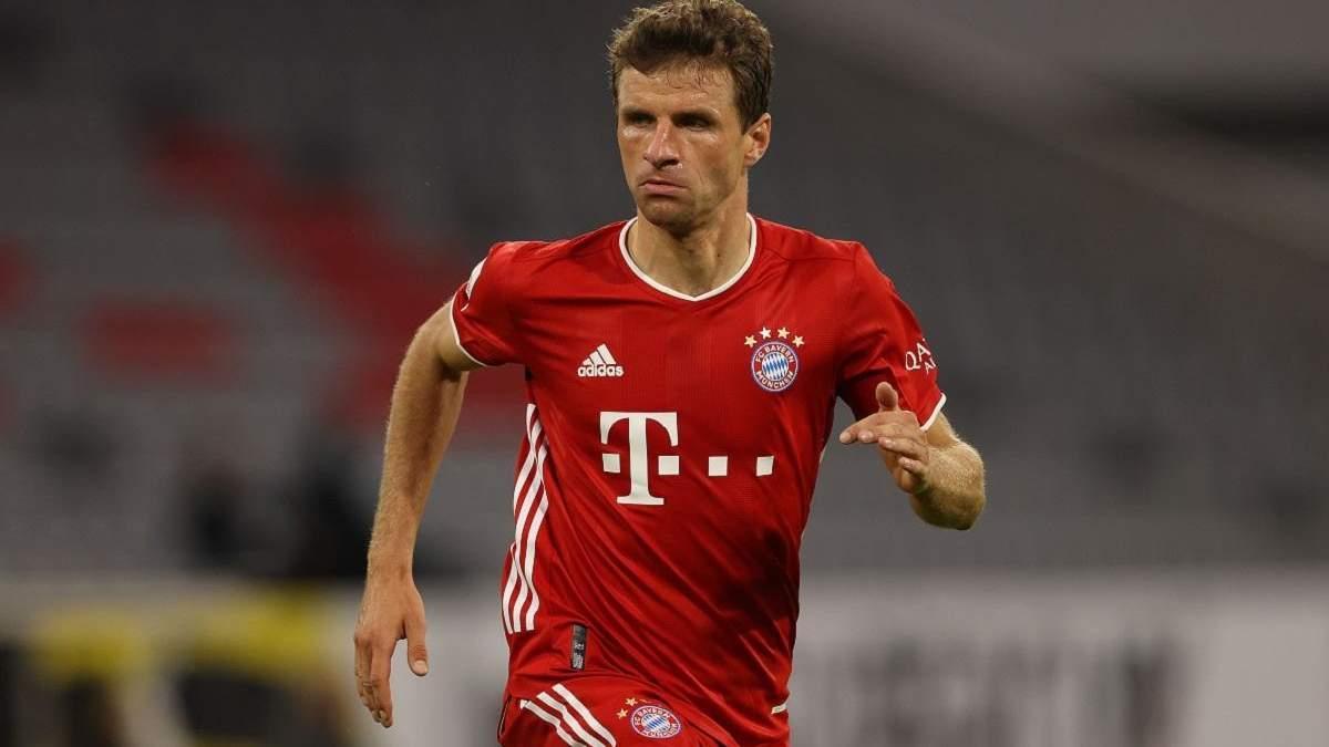 Мюллер – найтитулованіший німецький гравець в історії